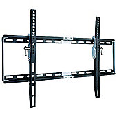 "Duronic TVB777 Adjustable Black Wall Bracket 33"" - 60""."