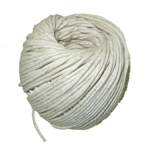 Natural Cotton String - 40mt
