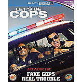 Lets Be Cops (Blu-ray)