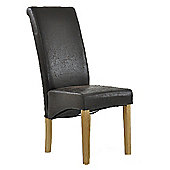 Chelsea Brown Nap Dining Chair