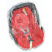 Raincover To Fit Maxi Cosi Cabrio Fix Car Seat Ventilated Top Quality