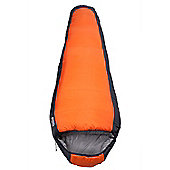Unisex Mummy Zipped Microfibre Microlite 1400 Outdoor Sleeping Bag