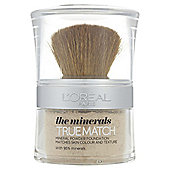 L'Oréal True Match Minerals Foundation W1 10g