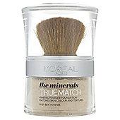 L'Oréal True Match Minerals Foundation W1 10g