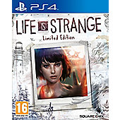 Life is Strange Limted Edition PS4