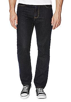 F&F Indigo Rinse Straight Leg Jeans - Indigo rinse