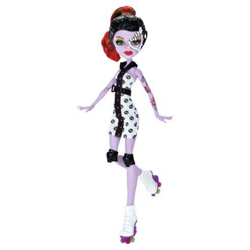 Monster High Roller Maze Doll Operetta