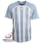 Adidas Aquilla Climacool Short Sleeved Football Shirt Jersey - Multi
