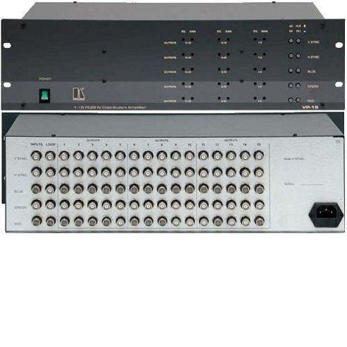 Kramer VP18 1 x 18 RGBHSVS or Component Distribution Amplifier