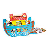 Bigjigs Toys BJ353 Noah's Ark