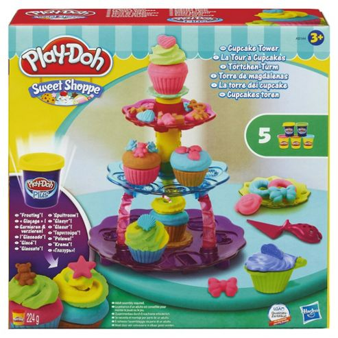 Play-Doh Cupcake Tower - New