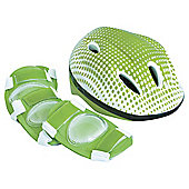 Zinc Protection Set Helmet/Pad Set