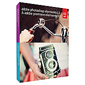 Adobe Photoshop Elements 12 & Premiere Elements 12 Bundle (PEPE)