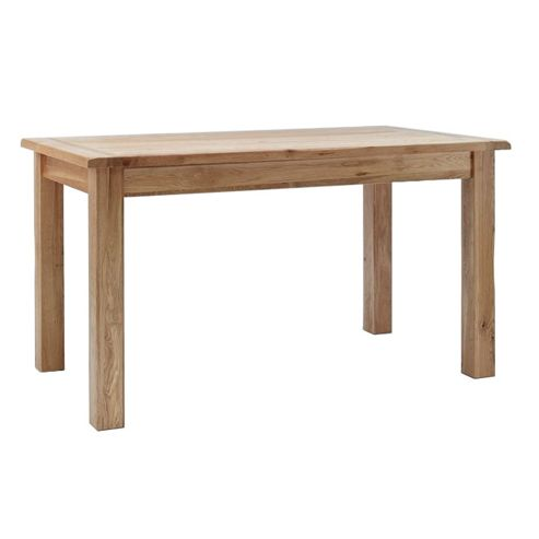 Buy Westbury Reclaimed Oak Dining Table 140 Cm From Our Dining Tables Range Tesco