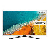 Samsung UE55K5510 55 Inch Smart Built in Wi-Fi Full HD 1080P LED TV with Freeview HD in White