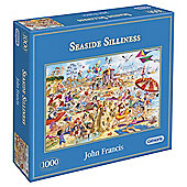Seaside Silliness 1000 Piece Jigsaw