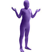 Morphsuit Purple - Large