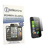 S-Protect LCD Screen Protector & Micro Fibre Cleaning Cloth - HTC Mozart