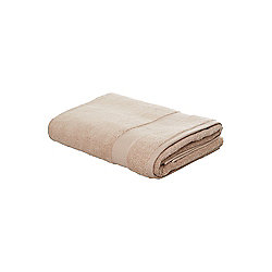 Hotel Collection Zero Twist Bath Sheet In Mushroom