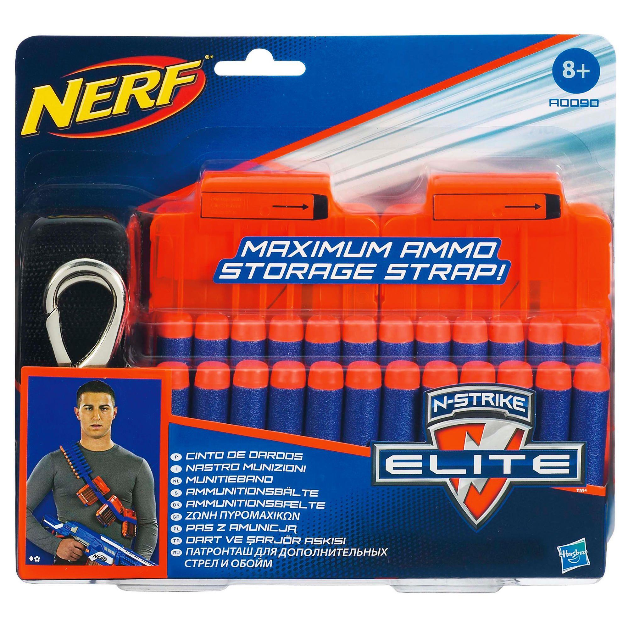 Nerf Elite Bandolier Kit