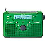 Roberts Radio SolarDAB 2 Radio - Green