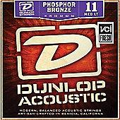Dunlop DAB1506 Acoustic 20/80 P. Bronze-Med Light
