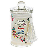 Friends Aromatherapy Scented Candle in a Jar