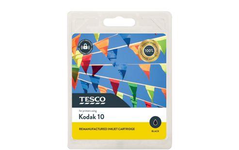 Tesco K10 Black