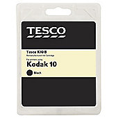 Tesco K10 Black ink (Compatible with printers using Kodak 10 ink cartridge)