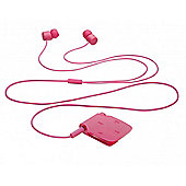 Bluetooth Stereo Headset Magenta