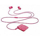 Bluetooth Stereo Headset Magenta