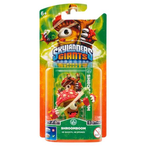 Skylanders Giant - Single Character - Shroomboom