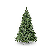 7ft 3in Green Kateson Fir Artificial Christmas Tree