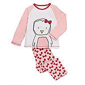 Pink Penguin Pyjamas