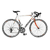 59cm Viking Echelon 16 Speed STI 700c Wheel Gents, White