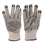 Silverline Double-Sided Dot Gloves Large