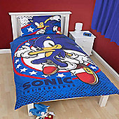 Sonic the Hedgehog Single Bedding - Sprint