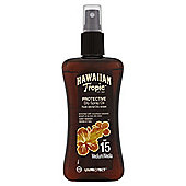 Hawiian Tropic Protective Oil Spf15 200Ml