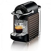 Krups Pixie Coffee Machine Brown