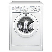 Indesit IWC61651 ECO Washing Machine , 6Kg Load, 1600 RPM Spin, White