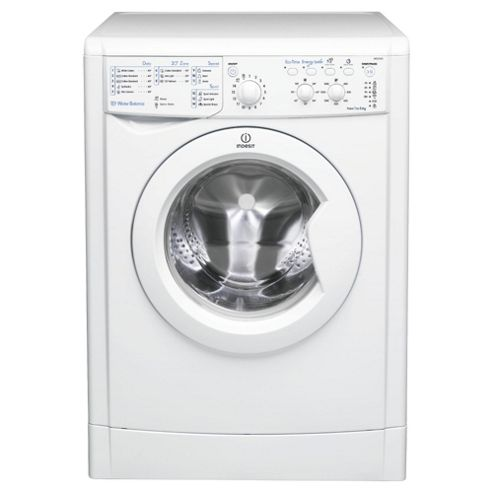 buy indesit iwc61651 eco washing machine 6kg wash load 1600 rpm spin a energy rating white. Black Bedroom Furniture Sets. Home Design Ideas