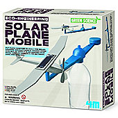 Great Gizmos 4M Eco Engineering Solar Plane Mobile