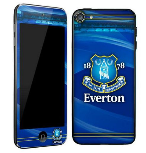 Everton F.C. ipod Touch 5G Skin