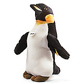 Steiff Charly 32cm Emperor Penguin Soft Toy
