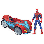Amazing Spider-Man 2 - Turbo Capture Racer