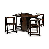 Julian Bowen Crantock Dining Set