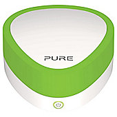 Pure Jongo A2 Collar Lime