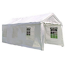 Palm Springs Heavy Duty 10' X 20' Marquee W/ Sides