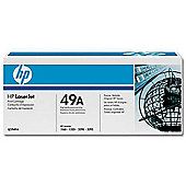 HP 49A LaserJet Toner Cartridge Black
