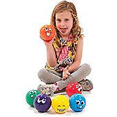 PLAYM8 Funny Face Balls